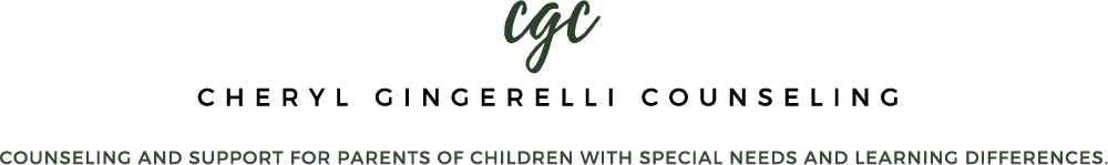 Cheryl Gingerelli Counseling